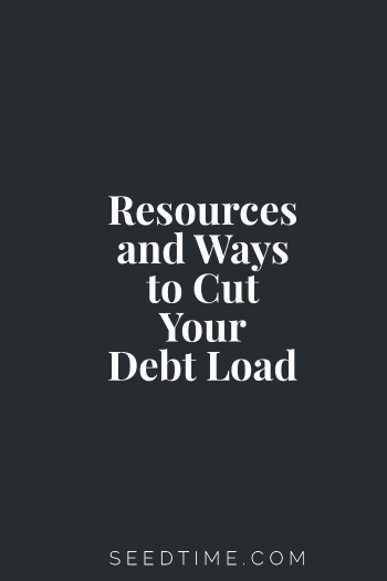 resources-and-ways-to-cut-your-debt-load